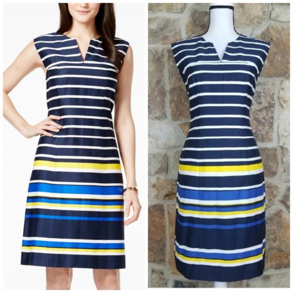 Tommy Hilfiger Dresses & Skirts - NWT Tommy Hilfiger 6 Striped Dress